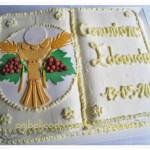 LA PRIMA COMUNIONE.. e impazzire per una torta!!!