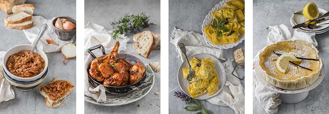 Portfolio l 39 ombelico di venere - Ci piace cucinare ...