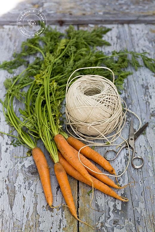 carote agrodolce alla senape