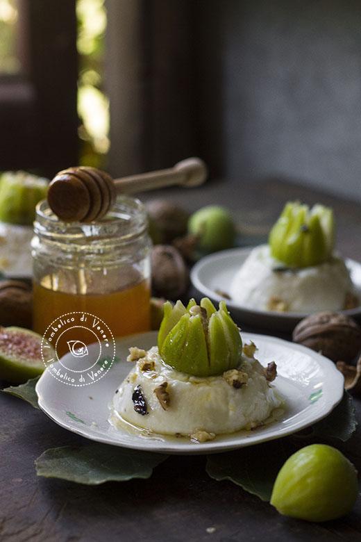 budini al taleggio con fichi e miele al tartufo4