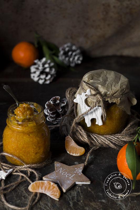 marmallata di mandarini alla vaniglia