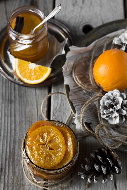 arance caramellate