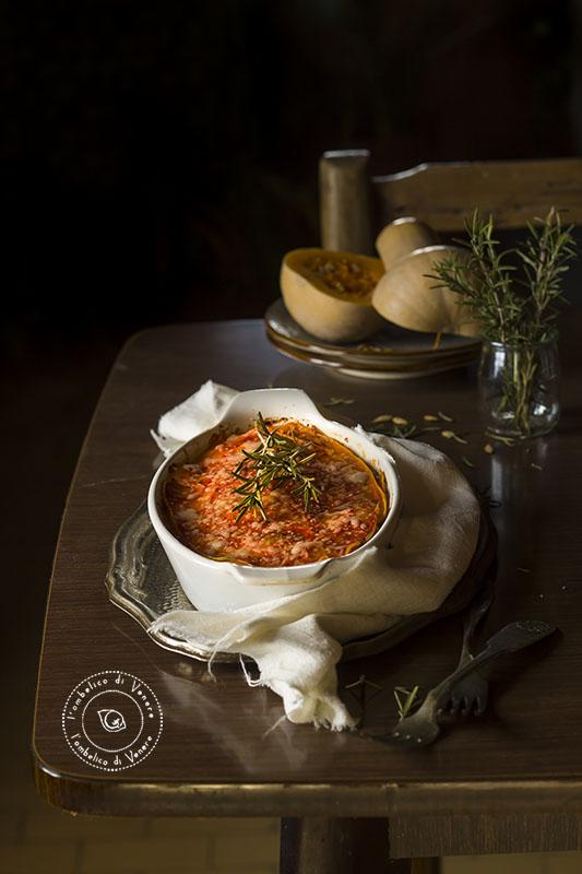 lasagna di zucca light