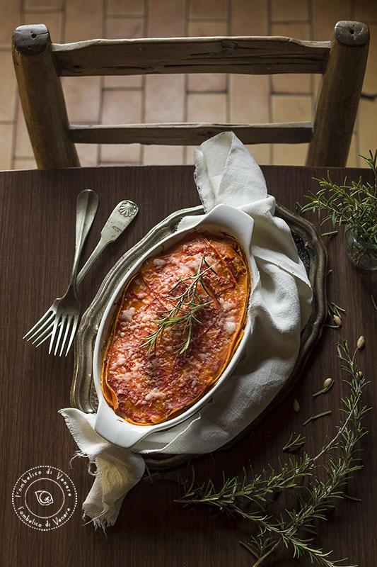 lasagna di zucca light5