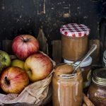 Burro di mele senza zucchero